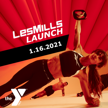 Les Mills Launch YMCA