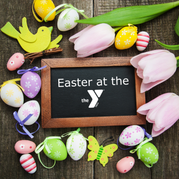 Easter at the Y